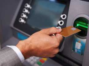 ATM and payment kiosks